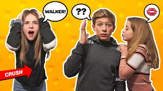 How Well Do I Know My CRUSH Challenge **SHE KISSED ME!** 🔥💋| Walker Bryant @Piper Rockelle