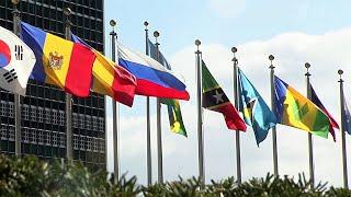 Заседания Совета Безопасности ООН до конца месяца будут проходить под председательством России. фото