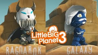 LittleBIGPlanet 3 - Fortnite Costumes Season 5 New Free DLC [GUSTI_CAI] - PS4