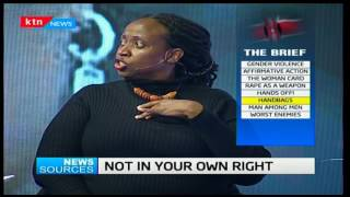 News Sources: More Equal than others as Rachel Shebesh addresses Hon. Sang, 23/11/16 Part 2