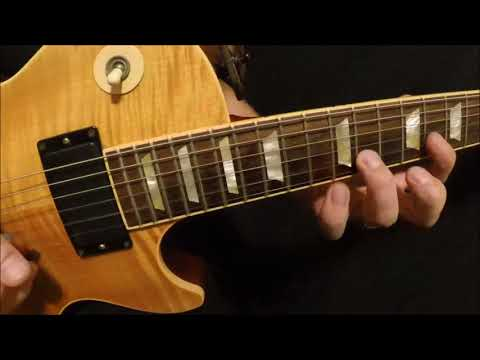 Edge of Tomorrow Guitar Solo Playthrough by: Jason Williams