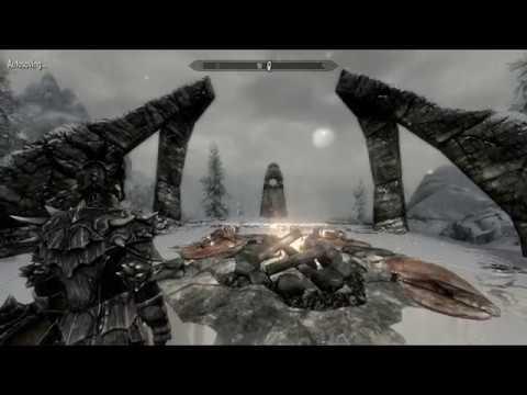 The Elder Scrolls V Skyrim - Dawnguard (DLC) Walkthrough