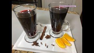 ГЛИНТВЕЙН для взрослых. Как приготовить согревающий и оздоровительный напиток для уютного вечера.