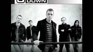 3 Doors Down-She Don't Want The World