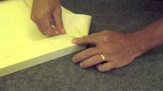 How to Stretch a Canvas - Upper Canada Stretchers