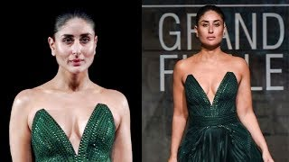 Kareena Kapoor HOTTEST Ramp Walk For Lakme Fashion Week 2020 Finale
