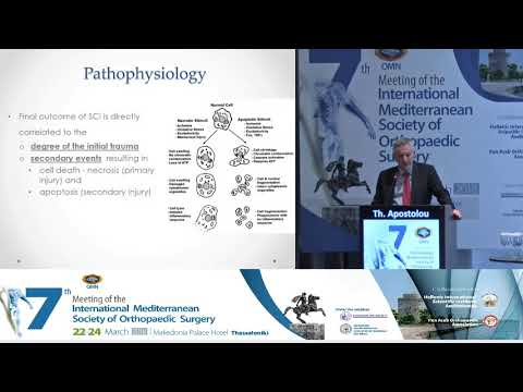 Apostolou Th - Spinal cord injury from the orthopaedic view