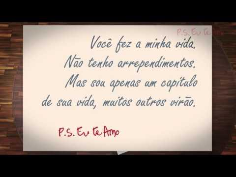 P.S. Eu Te Amo - Editora Novo Conceito