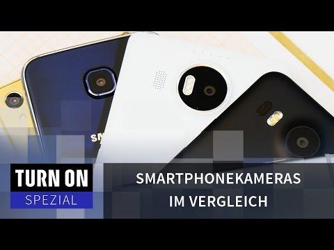 Smartphone-Kameras im großen Vergleich - SPEZIAL - 4K