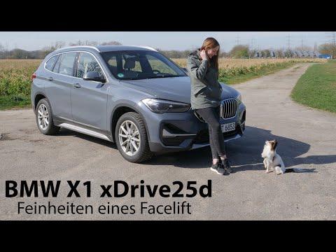 BMW X1 xDrive25d (F48 LCI) Test / Die feinen Verbesserungen eines Facelift [4K] - Autophorie
