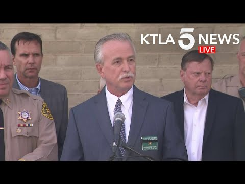 L.A. County Sheriff, Officials Provide Update on Saugus High School Shooting