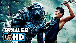 Trailer of Beyond Skyline (2017)