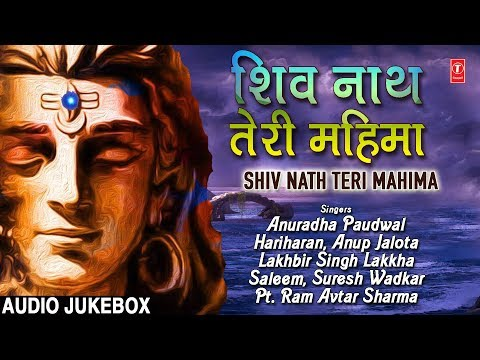शिव नाथ तेरी महिमा Shiv Nath Teri Mahima I Shiv Bhajans I Full Audio Songs Juke Box