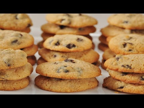 Raisin Cookies Recipe Demonstration – Joyofbaking.com