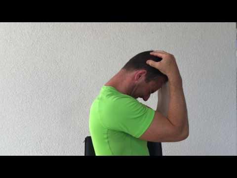Osteochondrose Blässe