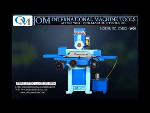 Surface Grinder Machine (Microfeed Type)