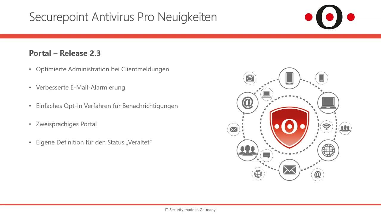 Securepoint AntivirusPro 3