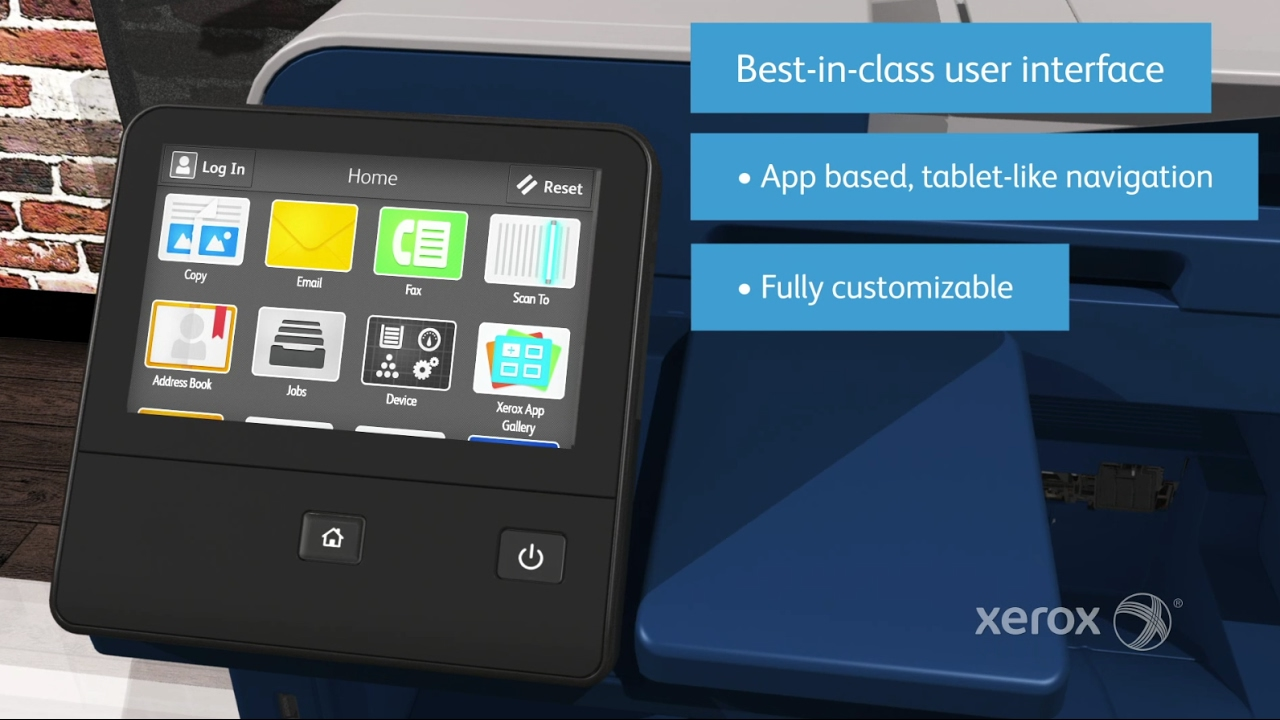 Xerox® VersaLink® C405 Color Multifunction Printer: Welcome to the new benchmark YouTube Video