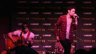 All-American Rejects- It Ends Tonight *Acoustic* (720p HD) Live at Sundance on January 26, 2012