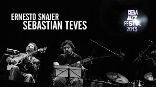 preview picture of video 'CORDOBA JAZZ FESTIVAL 2013 - ERNESTO SNAJER & SEBASTIAN TEVES'
