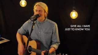 Scandal Of Grace (I'd Be Lost) - Hillsong UNITED [Of Dirt And Grace] - Cover by Mick Grocholl