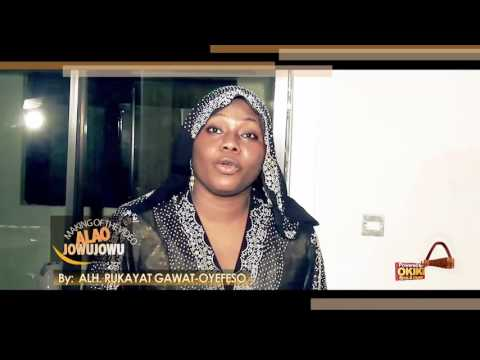 Alao Jowu Jowu [The Making] - Yoruba 2016 Latest Music Video