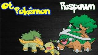 Grotle  - (Pokémon) - Ot Pokémon-Respawn do Turtwig/Grotle/Torterra