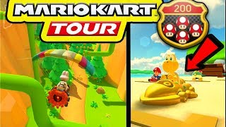 I Bought Mario Kart Tour 200cc So You Didn't Have To