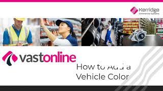Assign Color Status