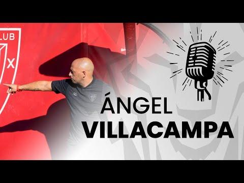 🎙️ Ángel Villacampa I post Athletic Club 2-2 UDG Tenerife I J9 Primera Iberdrola