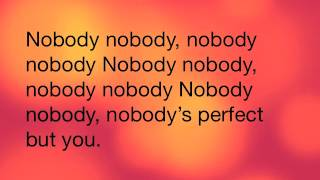 Chris Brown - Nobody's Perfect Lyrics