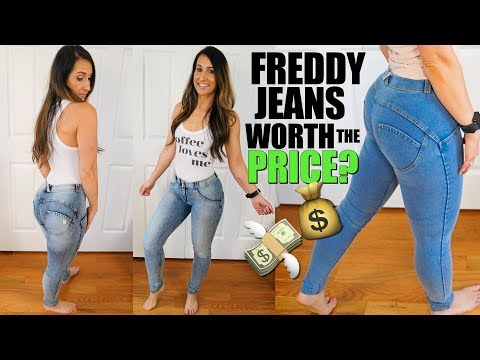 Freddy Jeans Review | Instant Butt Lift?