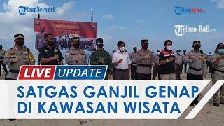 Mulai 25 September 2021, Polda Bali Turunkan Satgas Ganjil Genap di Kawasan Wisata di Denpasar