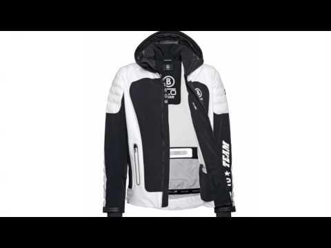 Bogner Team T Mens Ski Jacket -  A Closer Look