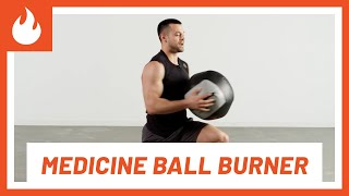 Slam Your Core With This 10-Min Medicine Ball Workout   BURNER   Men's Health