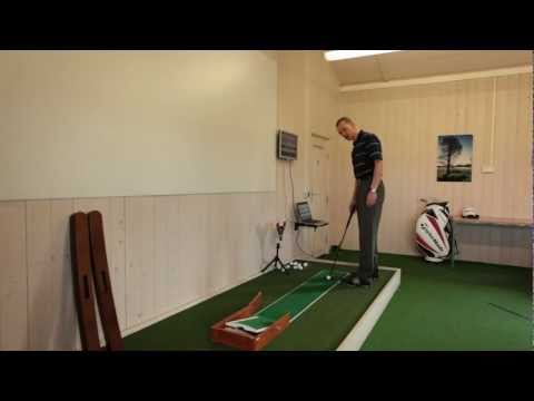 Golf Putten (Video)