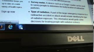 EMERGENCY RED ALERT: HOW TO SURVIVE RADIATION POISONING!
