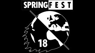 BEHIND THE SCENES OF SPRINGFEST 2018 + INTERVIEWS