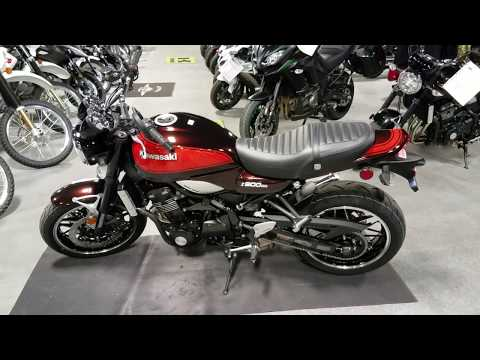 2018 Kawasaki Z900RS in Kingsport, Tennessee