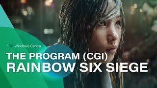 Rainbow Six Siege 'THE PROGRAM' CGI Trailer   Six Invitational 2020 Event