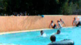 preview picture of video 'SUN VILLAGE APPARTMENTS  ICMELER  SPLASH 2010'