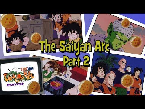 Gohan's Big Adventure - DBD TV: The Saiyan Arc Part 2