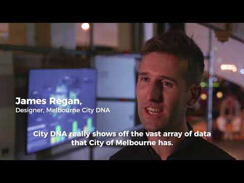 Melbourne City DNA exhibition