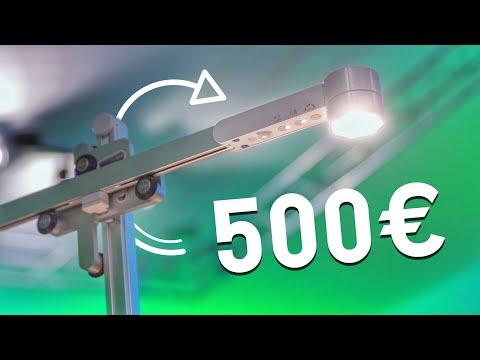 Schreibtischlampe für 500€?! | Dyson Lightcycle im Review!