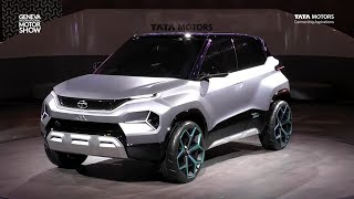 Tata Motors at Geneva Motor Show 2019