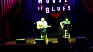 Adam Gregory- What it Takes (House of Blues)