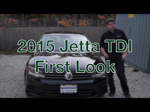 2015 Jetta TDI First-Look Review