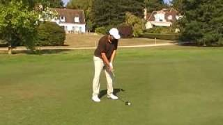 Anthony Wall Golf Swing Video