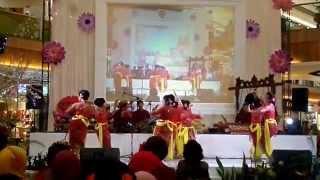 preview picture of video 'Tari Semarangan kec. Banyumanik'