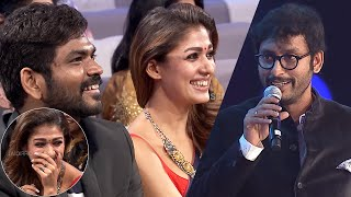 Rj Balaji's Ultimate Comedy With Nayantara
